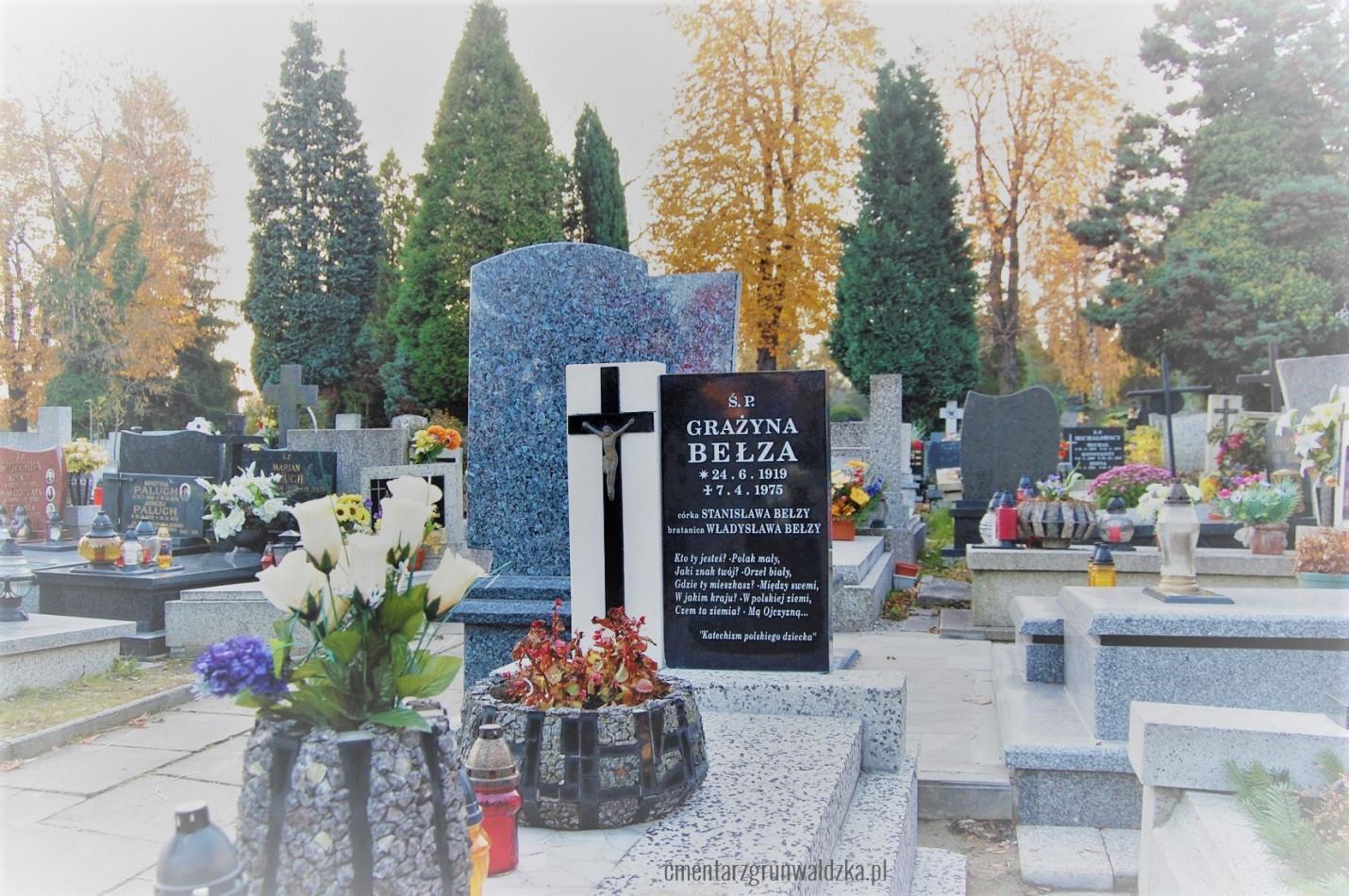 Kronika Osób Pochowanych Cmentarz Rzymskokatolicki